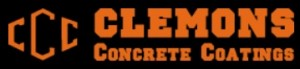 Clemons Concrete Coatings LOGO