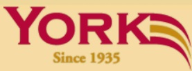 York Manufacturing Company LOGO