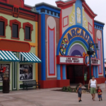 The Island Arcade in Pigeon Forge, Pigeon Forge TN Southern Stucco